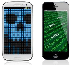 mobilní malware