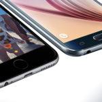 Nová Galaxy S6 je podobná iPhone 6 jako vejce vejci, náhoda?