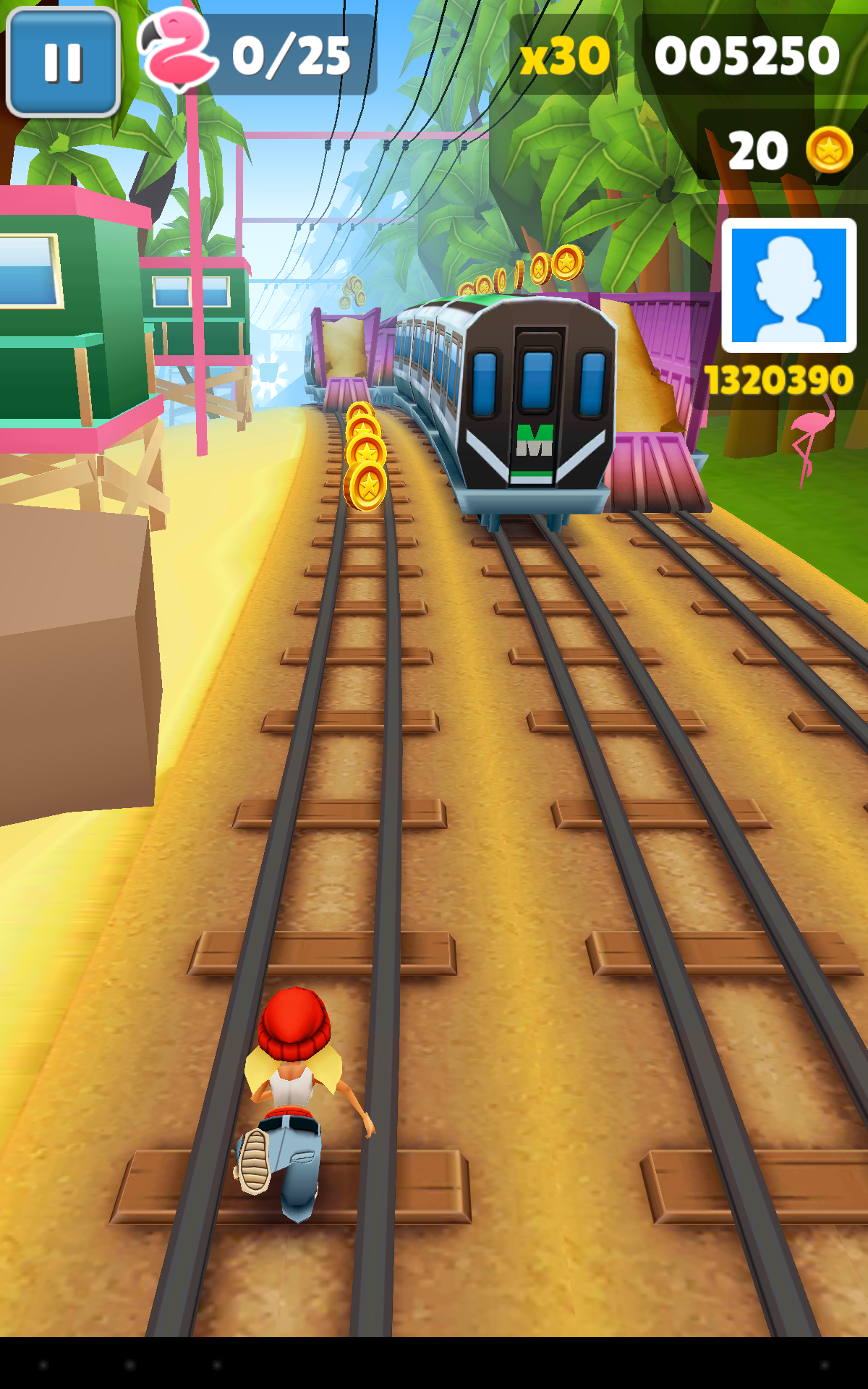 Subway Surfers – Miami