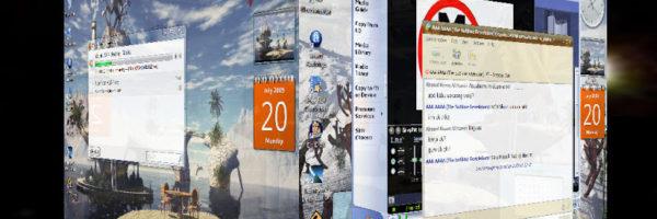 Yod'm 3d - aplikace pro 3D krychli plochy
